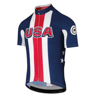 JERSEY ASSOS USA CYCLING SS
