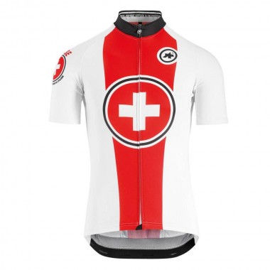 JERSEY ASSOS SUISSE FED SS