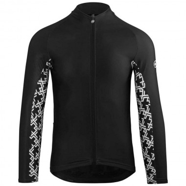 JERSEY ASSOS MILLE GT L/S BLACKSERIES