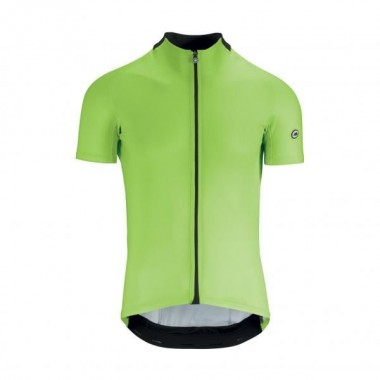 JERSEY ASSOS MILLE GT VISIBILITY VERDE