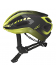 CAPACETE SCOTT CADENCE PLUS AMARELO/CINZA ESCURO T-M