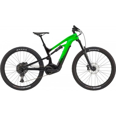 CANNONDALE MOTERRA NEO 3+ VERDE 2021