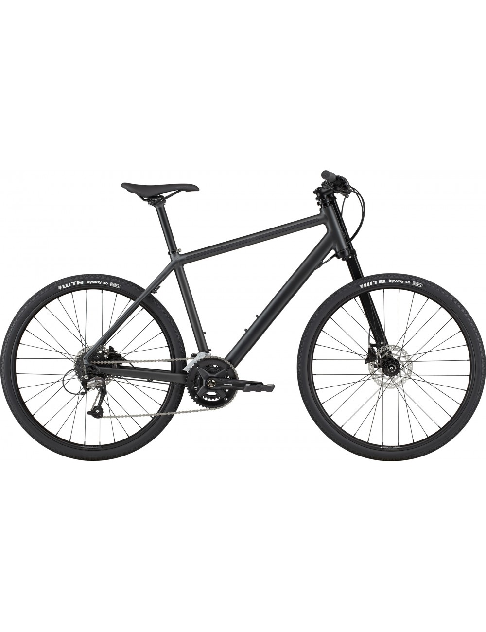 CANNONDALE BAD BOY 2 PRETO 2021