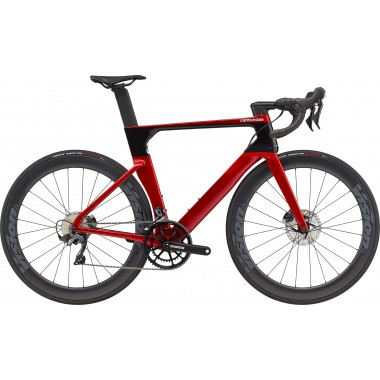 CANNONDALE SYSTEMSIX CARBON ULTEGRA VERMELHO 2021
