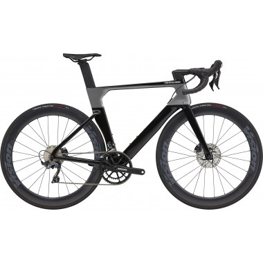 CANNONDALE SYSTEMSIX CARBON ULTEGRA PRETO 2021