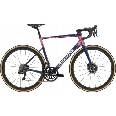 CANNONDALE SUPERSIX EVO HM D ACE DI2 REP 2021