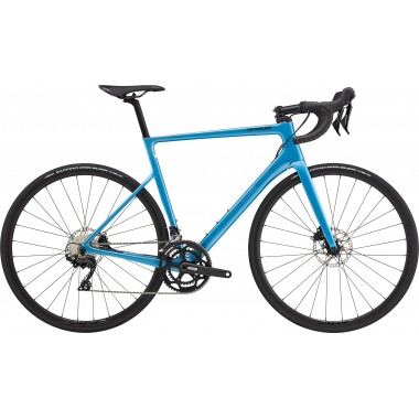 CANNONDALE SUPERSIX EVO CRB 105 AZUL 2021