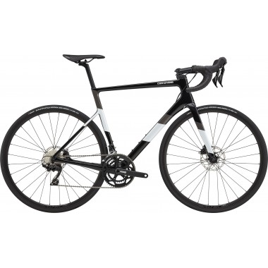 CANNONDALE SUPERSIX EVO CRB 105 PRETO 2021