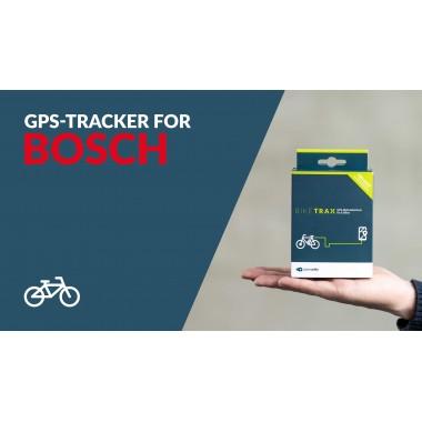LOCALIZADOR GPS BIKETRAX PARA EBIKE COM MOTOR BOSCH 4 GERAÇÃO