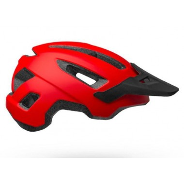 CAPACETE BELL NOMAD MIPS VERMELHO PRETO T-UNICO