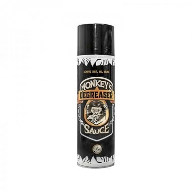 SPRAY MONKEYS SAUCE BICYCLE BICYCLE DEGREASER 400ML