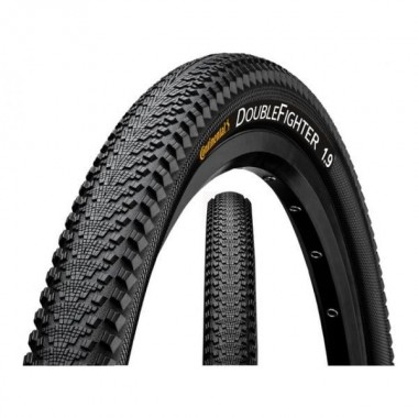 PNEU CONTINENTAL DOUBLE FIGHTER III 29X2.0 PRETO