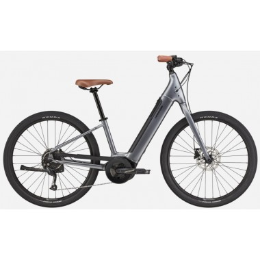 CANNONDALE ADVENTURE NEO 4 GREY 2021