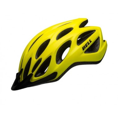 CAPACETE BELL TRACKER AMARELO MATE